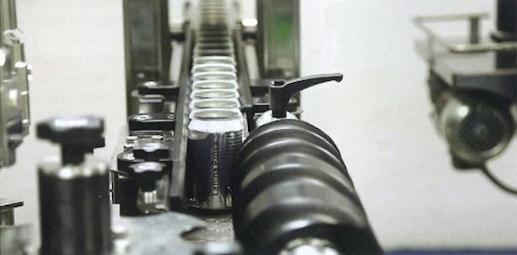 3621 FE-CAN monoblocco per il riempimento e il confezionamento delle lattine