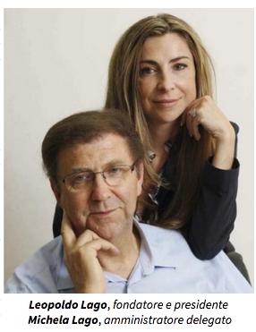 Michela e Leopoldo Lago