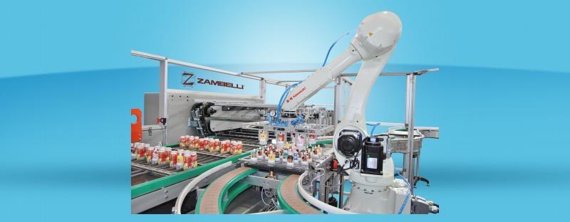 Innovativi sistemi robotizzati: Zambelli