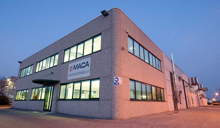 Maca Engineering acquisition