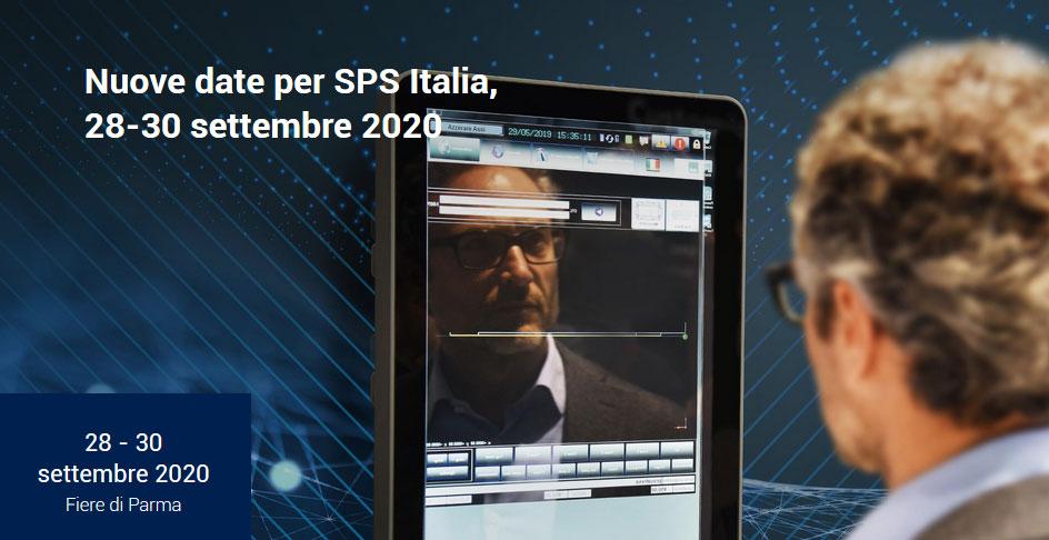 SPS 2020 - Parma 28-30 Settembre
