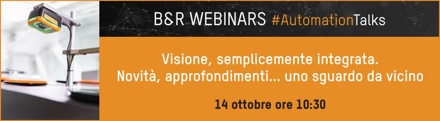 B&R webinar Visione