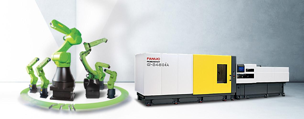 Fanuc - Roboshot