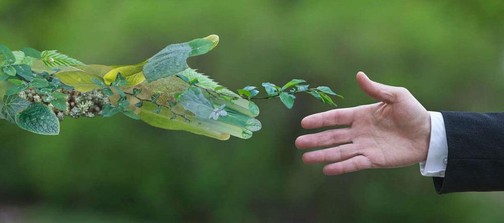 Riciclo sostenibile - bevande